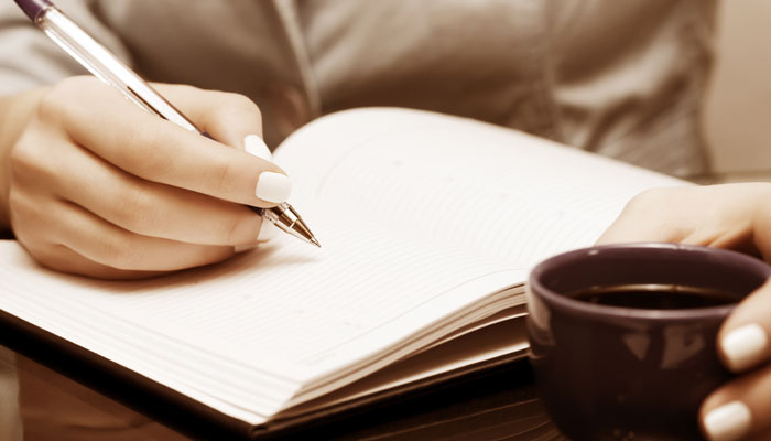 You don't need to know the whole story to start writing