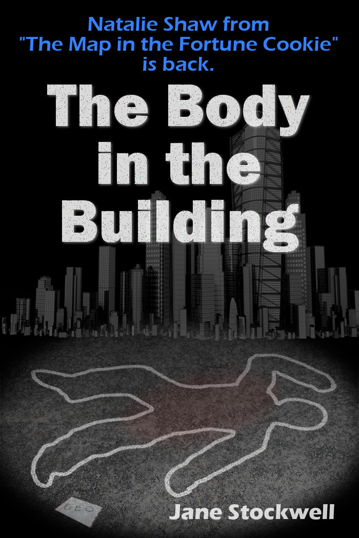 """""""The Body in the Building"""" available for preorders."""